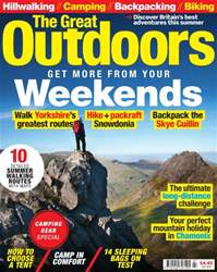 July: Summer Weekend & Camping Gear Special issue July: Summer Weekend & Camping Gear Special