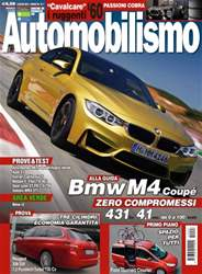 Automobilismo 7 2014 issue Automobilismo 7 2014
