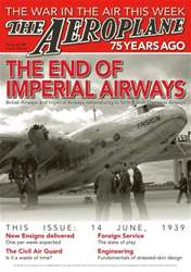 *39 The End of Imperial Airways issue *39 The End of Imperial Airways