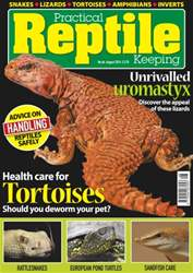No.64 Health Care for Tortoises issue No.64 Health Care for Tortoises
