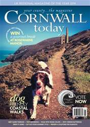 Cornwall Today Magazine Cover