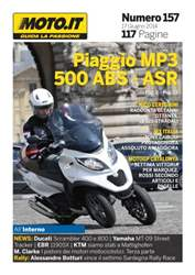 Moto.it Magazine n.157 issue Moto.it Magazine n.157