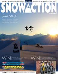 Snow Action Travel Bible 3 issue Snow Action Travel Bible 3