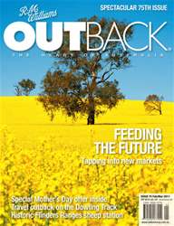 OUTBACK 75 issue OUTBACK 75