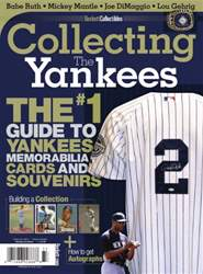 Collecting The Yankees 2014 issue Collecting The Yankees 2014