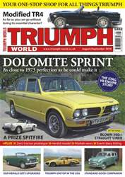 No.149 Dolomite Sprint issue No.149 Dolomite Sprint