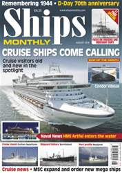 No.596 Cruise Ships Come Calling issue No.596 Cruise Ships Come Calling