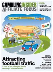 Affiliate Focus - June 2014 issue Affiliate Focus - June 2014