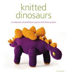 Knitted Dinosaurs issue Knitted Dinosaurs