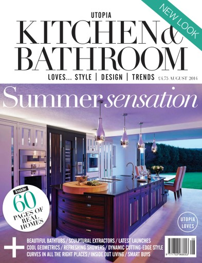 Utopia Kitchen & Bathroom Preview