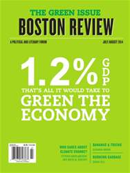 Boston Review Magazine Cover