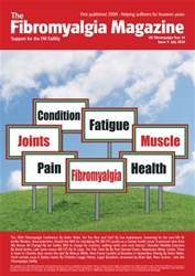 Fibromyalgia Magazine July Issue issue Fibromyalgia Magazine July Issue