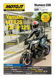 Moto.it Magazine n.158 issue Moto.it Magazine n.158
