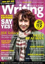 Writing Magazine Magazine Cover