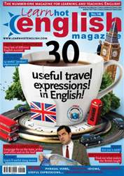 Learn Hot English 146 July issue Learn Hot English 146 July
