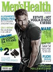 Men's Health 7-8 2014 issue Men's Health 7-8 2014