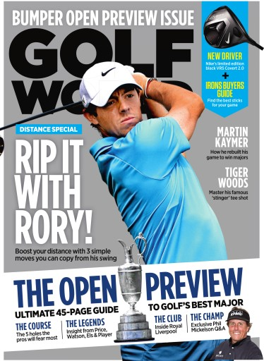 Golf World Preview