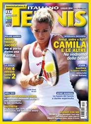 Il Tennis Italiano 7 2014 issue Il Tennis Italiano 7 2014