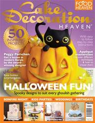 Cake Decoration Heaven Autumn 2014 issue Cake Decoration Heaven Autumn 2014