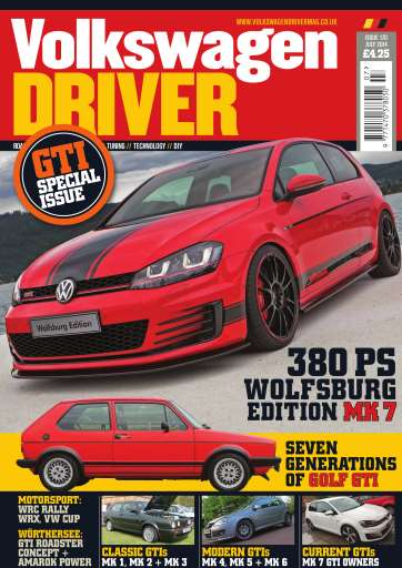 Volkswagen Driver Preview
