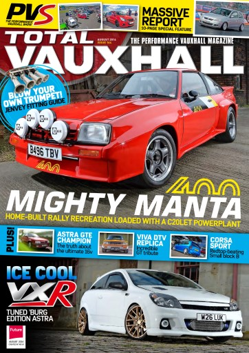 Performance Vauxhall Preview