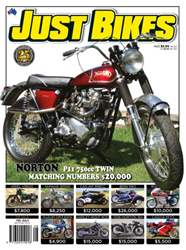 JUST BIKES #302 14-13 issue JUST BIKES #302 14-13