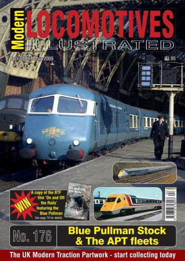 Modern Locomotives Illustrated Digital Issue