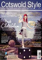 Cotswold Style July 2014 issue Cotswold Style July 2014