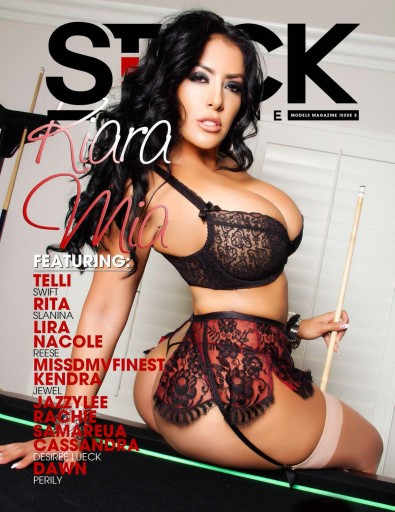 Stack Models Magazine Preview