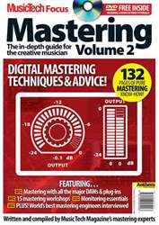 MusicTech Focus Series Magazine Cover