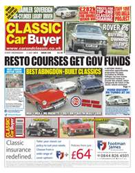 No.235 Resto Courses Get Gov Funds issue No.235 Resto Courses Get Gov Funds