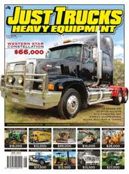 Just Trucks #158 14-13 issue Just Trucks #158 14-13