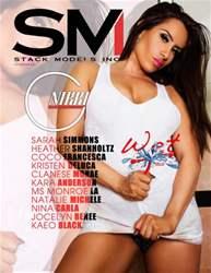 Stack Models Magazine Magazine Cover