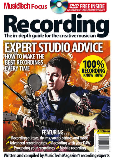 MusicTech Focus Series Digital Issue