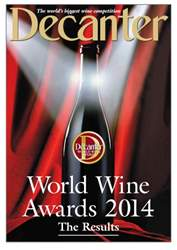 World Wine Awards 2014 issue World Wine Awards 2014