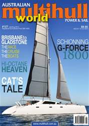 Multihull Magazine # 127 issue Multihull Magazine # 127