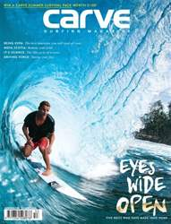 Carve Surfing Magazine Issue 153 issue Carve Surfing Magazine Issue 153