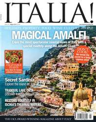 August 14 Magical Amalfi issue August 14 Magical Amalfi