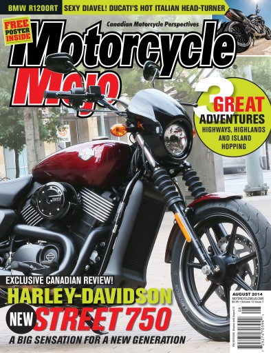 Motorcycle Mojo Digital Issue