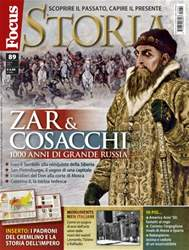 FOCUS STORIA Magazine Cover
