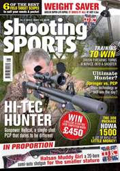 Shooting Sports Magazine Cover