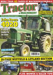 Vol.20 No.10 John Deere 4020 issue Vol.20 No.10 John Deere 4020