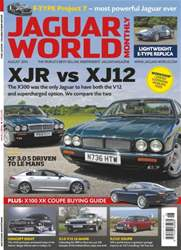 No.148 XJR vs XJ12 issue No.148 XJR vs XJ12