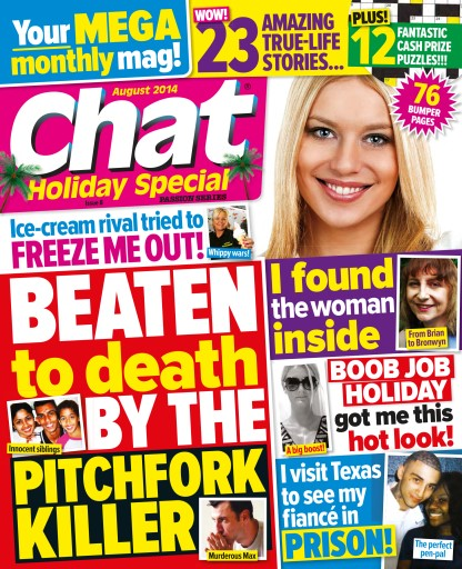 Chat Specials Digital Issue