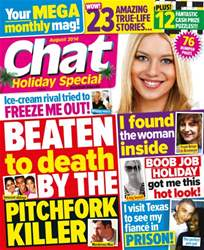 Chat Specials Magazine Cover