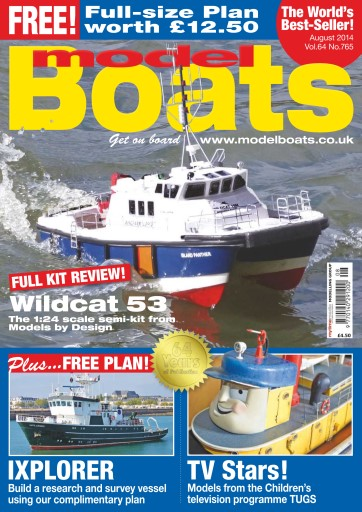 Model Boats Digital Issue