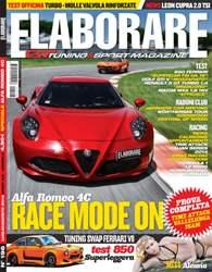 Luglio/Agosto 2014 issue Luglio/Agosto 2014