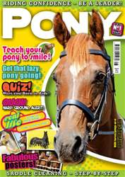 August 2014 – PONY Magazine issue August 2014 – PONY Magazine