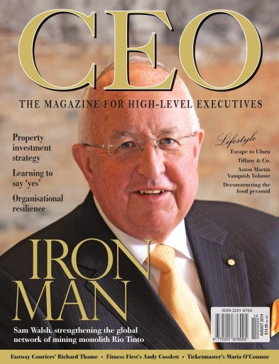 The CEO Magazine ANZ Digital Issue
