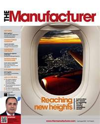 The Manufacturer July/August 2014 issue The Manufacturer July/August 2014